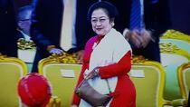 Megawati, AHY, hingga Surya Paloh Hadir di Pelantikan Anggota DPR