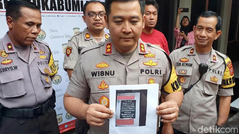 66 Pelajar Sukabumi yang Akan Demo ke Jakarta Positif Benzodiazepine