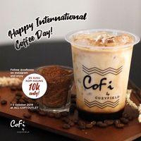 5 Coffee Shop Ini Punya Diskon Spesial di Hari Kopi Sedunia