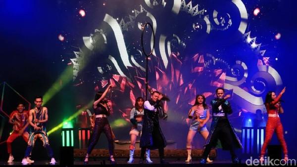 Setelah sukses dengan Repertoire of Love yang diluncurkan 2017 lalu, Trans Studio Bandung kembali menggelar pertunjukan musikal baru bertajuk Story of Love. (dok. Rico Bagus/Istimewa)