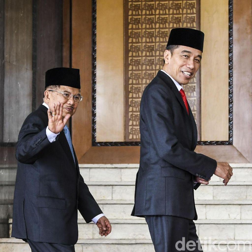 Melihat Lagi 9 Poin Nawa Cita Jokowi-JK Usai 5 Tahun, Sudahkah Tercapai?