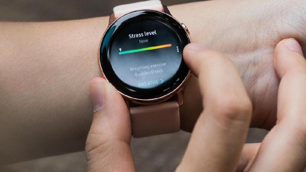 Galaxy Watch Active2 Masuk Pasar Indonesia