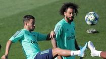 Susunan Pemain Madrid Vs Brugge: Hazard dan Ramos Starter