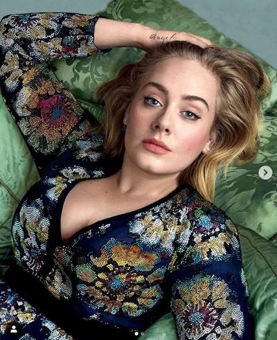 Skepta, penyanyi yang kini dekat dengan Adele.