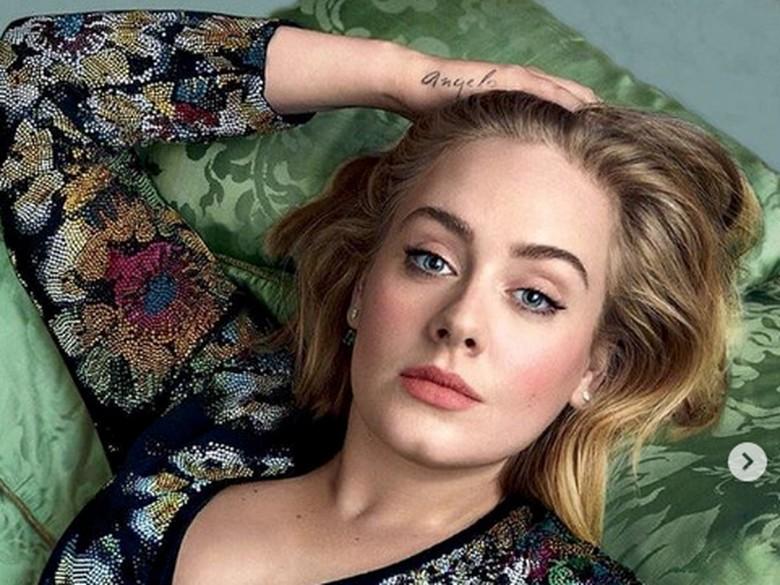 Adele Foto: Dok. Instagram/skeptagram