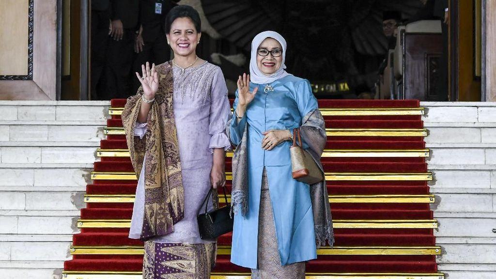 Selamat! Iriana Jokowi Ulang Tahun ke-56