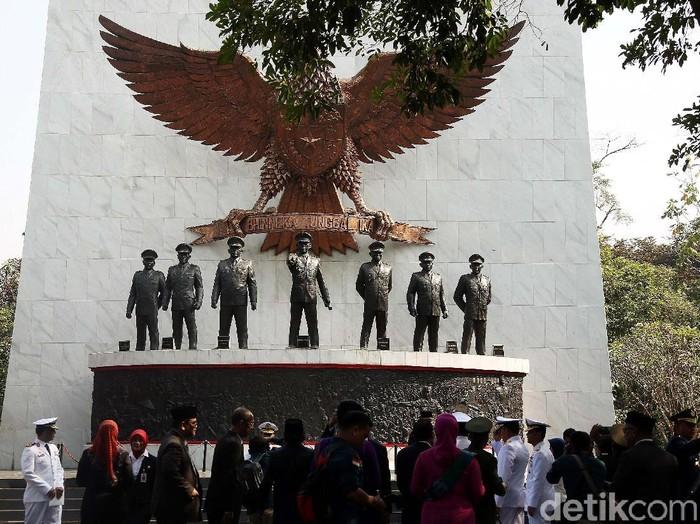 7 Pahlawan Revolusi Beserta Biodata Lengkapnya/Foto: Rengga Sancaya