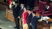 Tugas 4 Wakil Ketua DPR Dibagi, Cak Imin Duduki Kursi Bekas Fahri Hamzah
