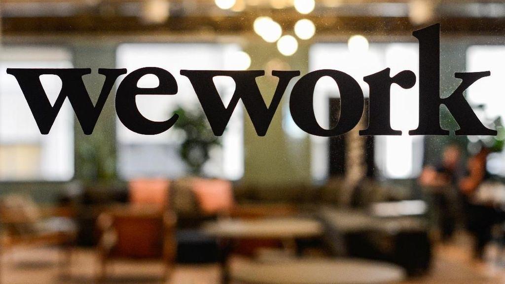 SoftBank Berencana Mundur dari Penyelamatan WeWork