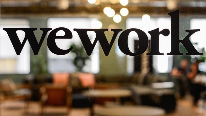 WeWork. Foto: Reuters