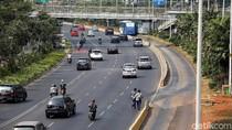 Polda Metro Klaim Kemacetan di Jakarta Menurun Saat Work from Home