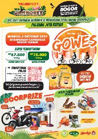 Bima Arya Ajak Gowes Bareng di Bogor, Ini Manfaat Bersepeda!