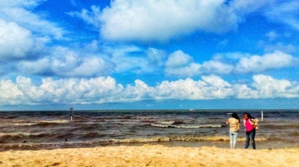 Pantai di Sumatera Utara yang Seindah Bali