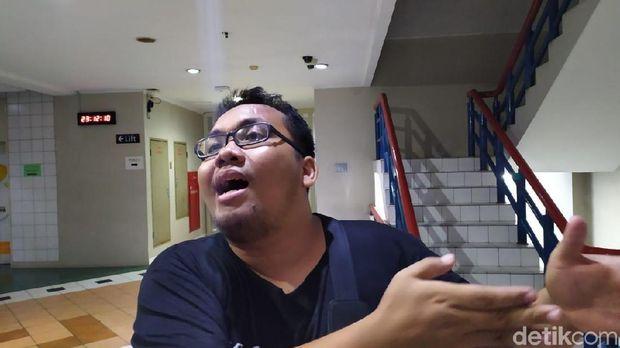 Anggota Famsi (Front Aksi Mahasiswa Atma Jaya), Natado Putrawan,