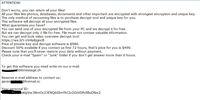 Jangan Sampai Data Kamu Disandera Ransomware! Simak Antisipasinya
