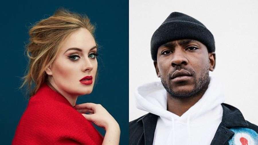 Ini Skepta, Rapper yang Kini Dekat dengan Adele