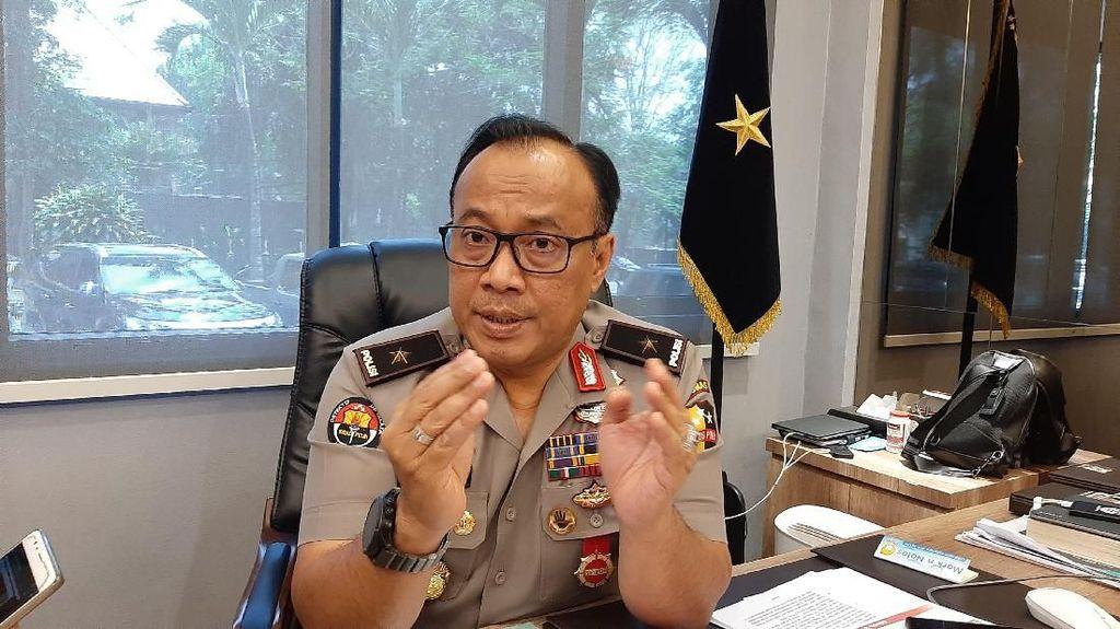 Polisi Cek Identitas Pelaku Bom Polrestabes Medan Lewat Sidik Jari