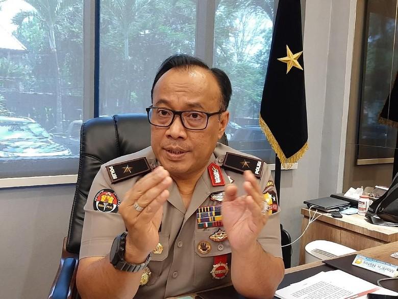 Polri: Pak Wiranto Ditusuk karena Pelaku Berpandangan Pemerintah Thogut