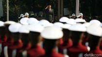 Jokowi Pimpin Upacara Hari Kesaktian Pancasila