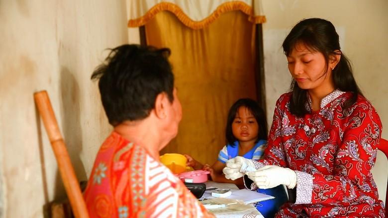 Suka Duka Tenaga Kesehatan Mengabdi di Miangas