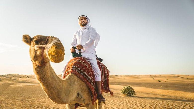 Turis di Arab Saudi
