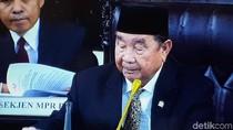 Kocak, Pantun Jangan Masuk KPK Abdul Wahab untuk Bamsoet cs
