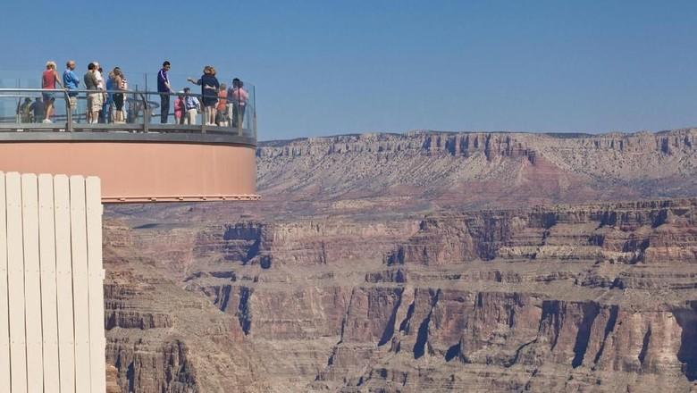 Grand Canyon Skywalk (iStock)