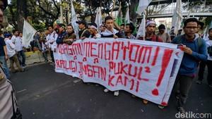 Kata Mahasiswa LSPR Yang Viral Karena Demo Santuy Bawa Selebgram