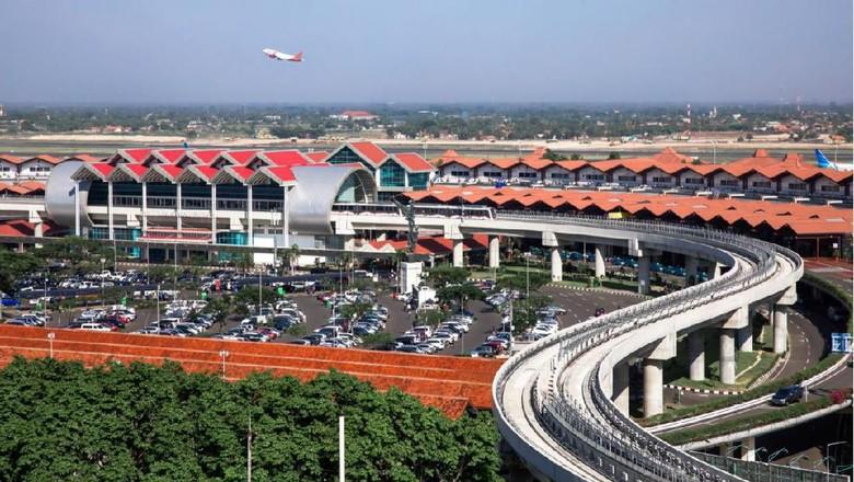 Bandara Soekarno Hatta (Angkasa Pura II)