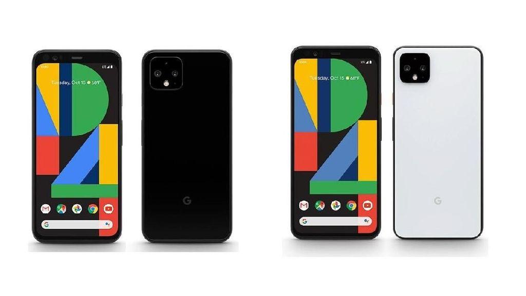 Google Setop Penelitian untuk Face Unlock Pixel 4