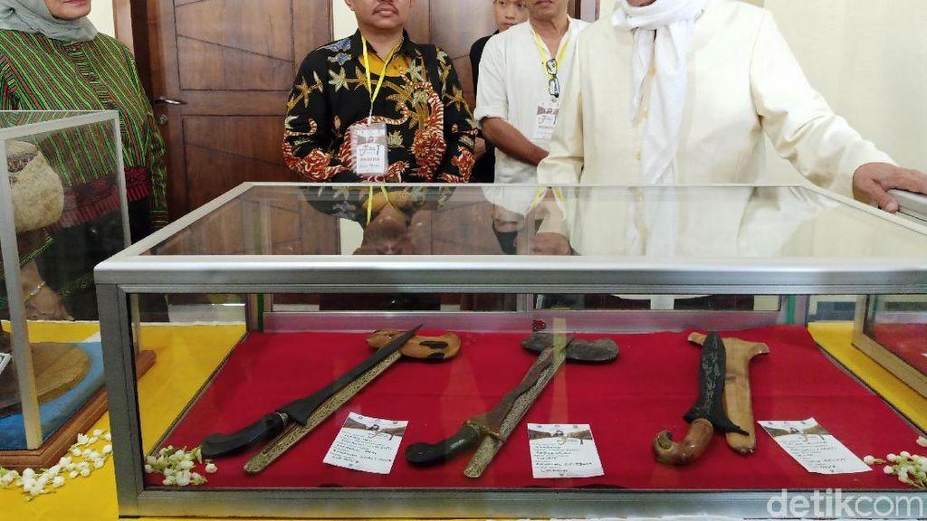 Ponpes Lirboyo Gelar Pameran Benda Pusaka dan Sejarah Pondok