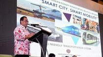 Menhub: Transportasi Publik Bakal Jadi Andalan di Ibu Kota Baru