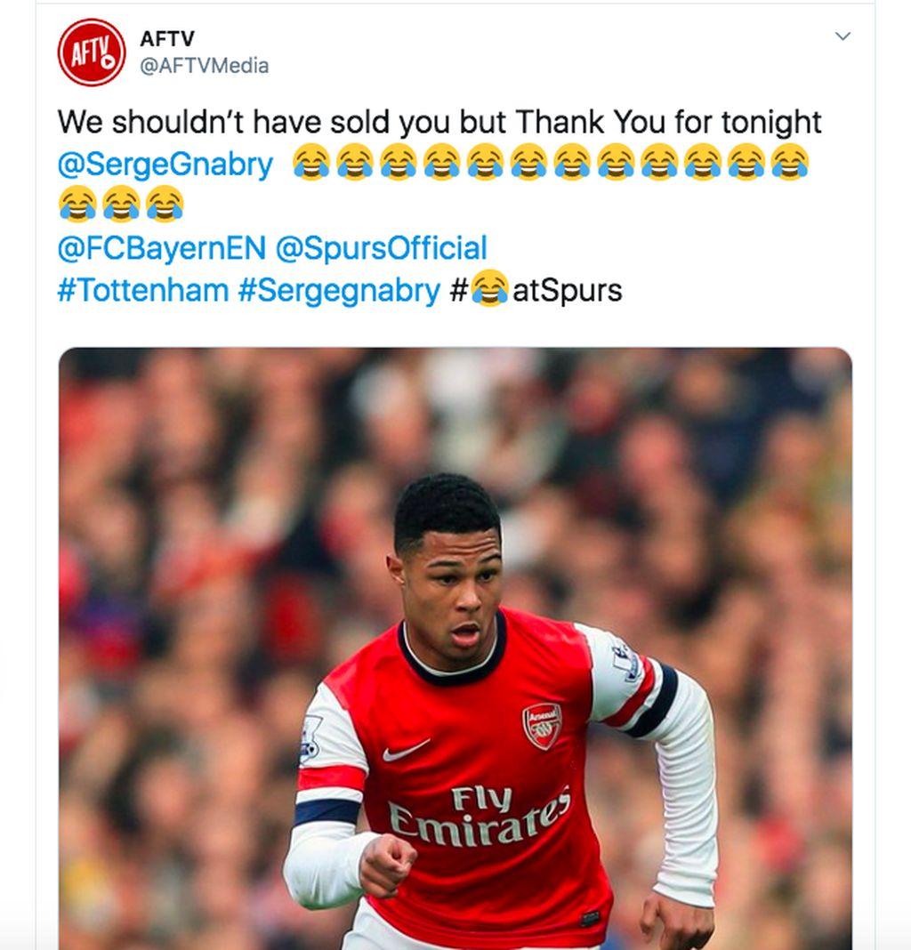Meme Tottenham Digunduli Bayern Munich Arsenal Ikut Nimbrung Foto 9