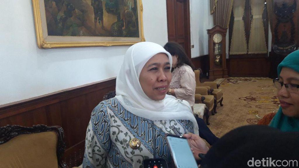 Gubernur Khofifah Targetkan Jatim Bebas Katarak di 2023