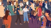 Inilah 100 Pemenang Kuis Orang Baik, Pakai Batik dan Baca detik!