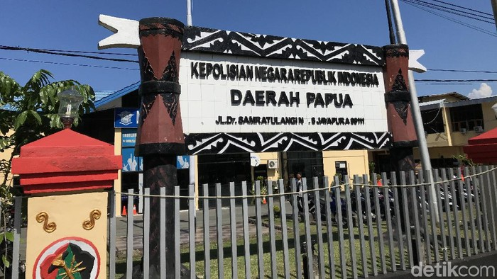 Markas Polda Papua