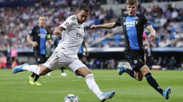 Eden Hazard dinilai tidak mampu segera memberikan efek positif bagi Madrid. (