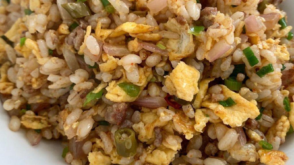 Resep Nasi Goreng ala Resto Jepang Buat Sarapan Enak
