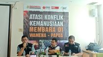 ACT Buka Media and Crisis Center untuk Tragedi Wamena