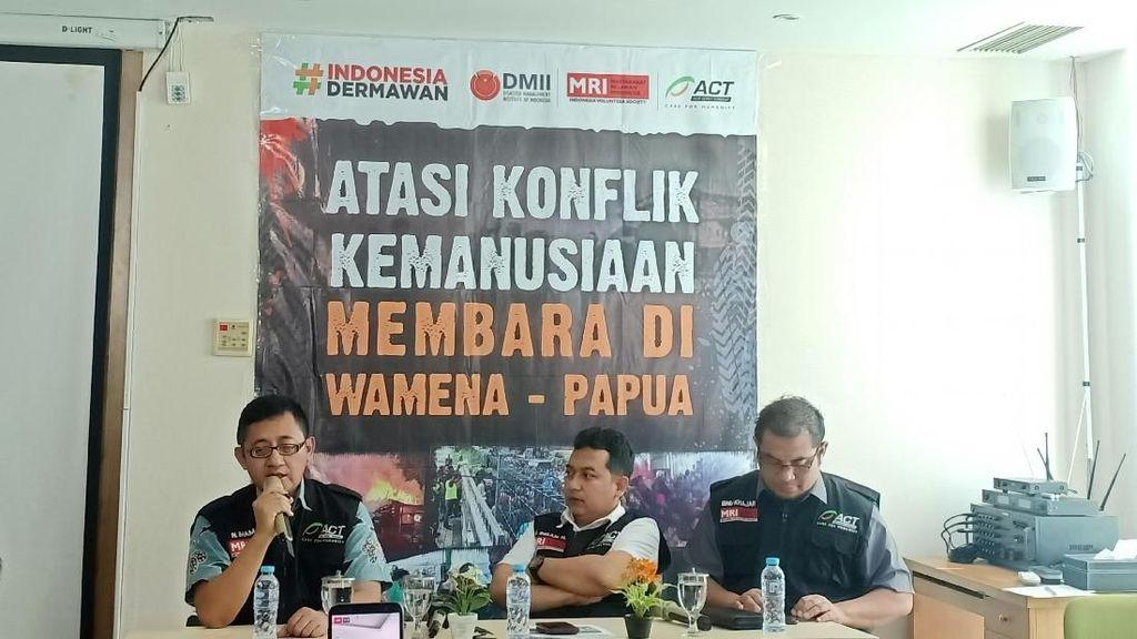 ACT Buka Media and Crisis Center untuk Tragedi Wamena