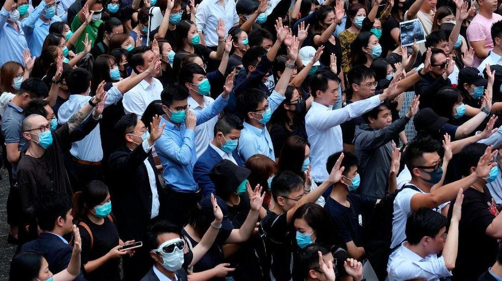 Gegara Demo, Miliarder Hong Kong Ramai-ramai Kabur ke Irlandia