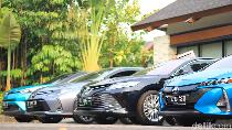 Toyota Genjot Mobil Listrik di RI Tahun Depan