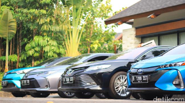 Yuk, Kenal Lebih Dekat Mobil Senyap Toyota