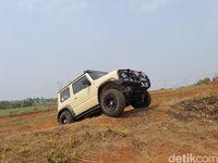 Setangguh Apa Suzuki Jimny di Medan Offroad?
