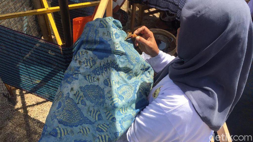 Berkah di Balik Gempa Yogyakarta untuk Perajin Batik Imogiri
