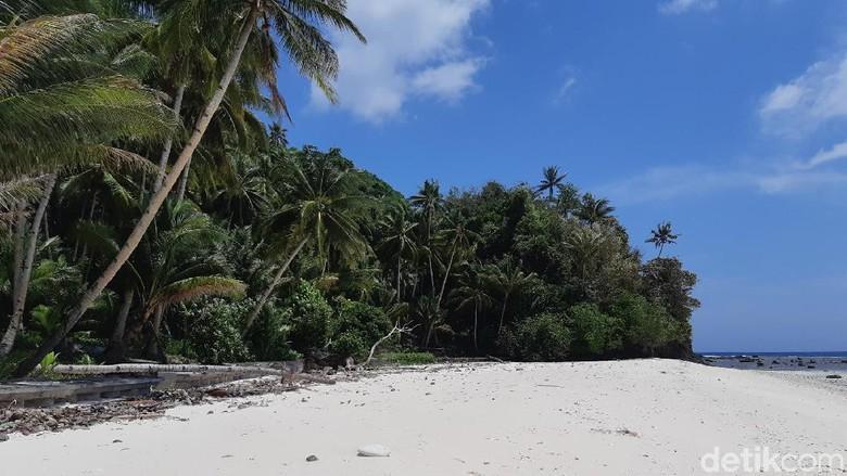 Pantai Mera (Bonauli/detikcom)