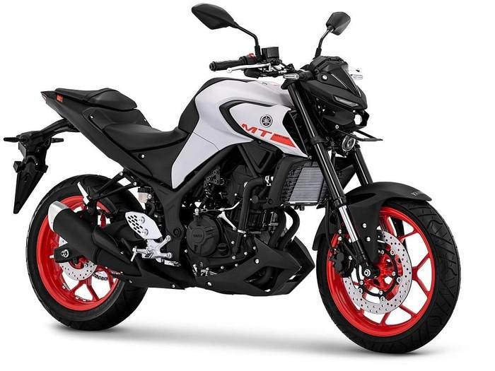 Yamaha MT-25 Model 2019