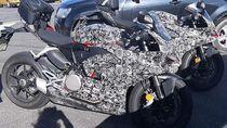 Beginikah Tampilan Ducati Panigale Terbaru?