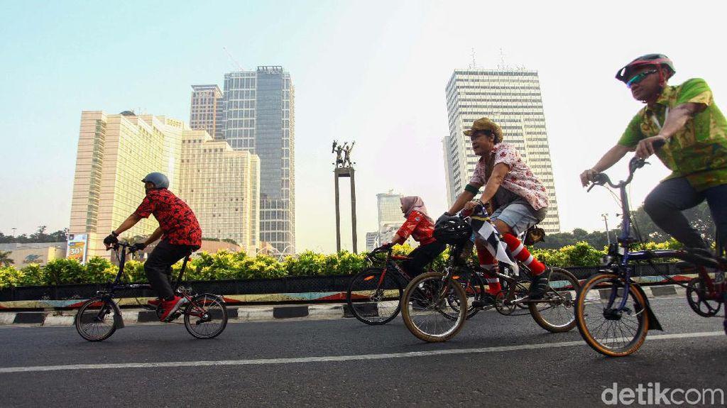 Jurus Redam Aliran Air Laut Masuk Jakarta