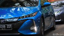 Toyota Yakin RI Bisa Jadi Basis Produksi Baterai Kendaraan Listrik